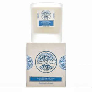 May Chang & Ylang Ylang Soy Wax Candle