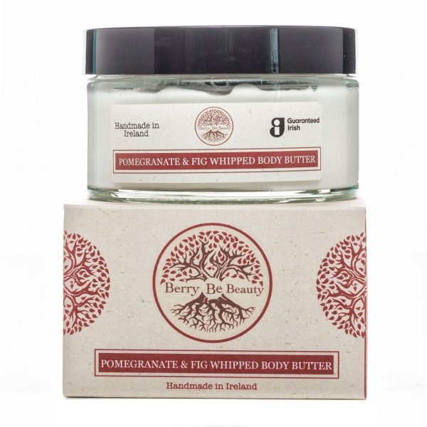 Pomagranate & Fig Whipped Body Butter