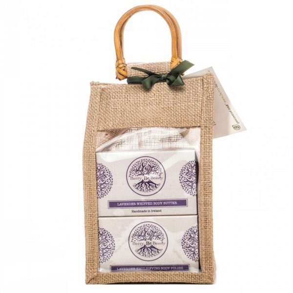Whipped Body Butter and Emulsifying Body Polish Gift Set