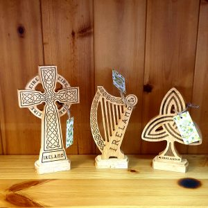 Harp Trinity Cross