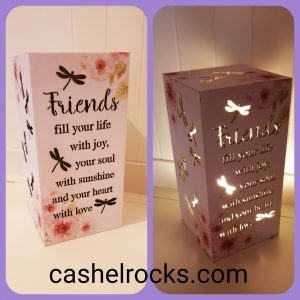 Beautiful LED Light up Boxes