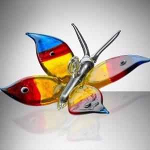 Hanging Birds & Butterflies